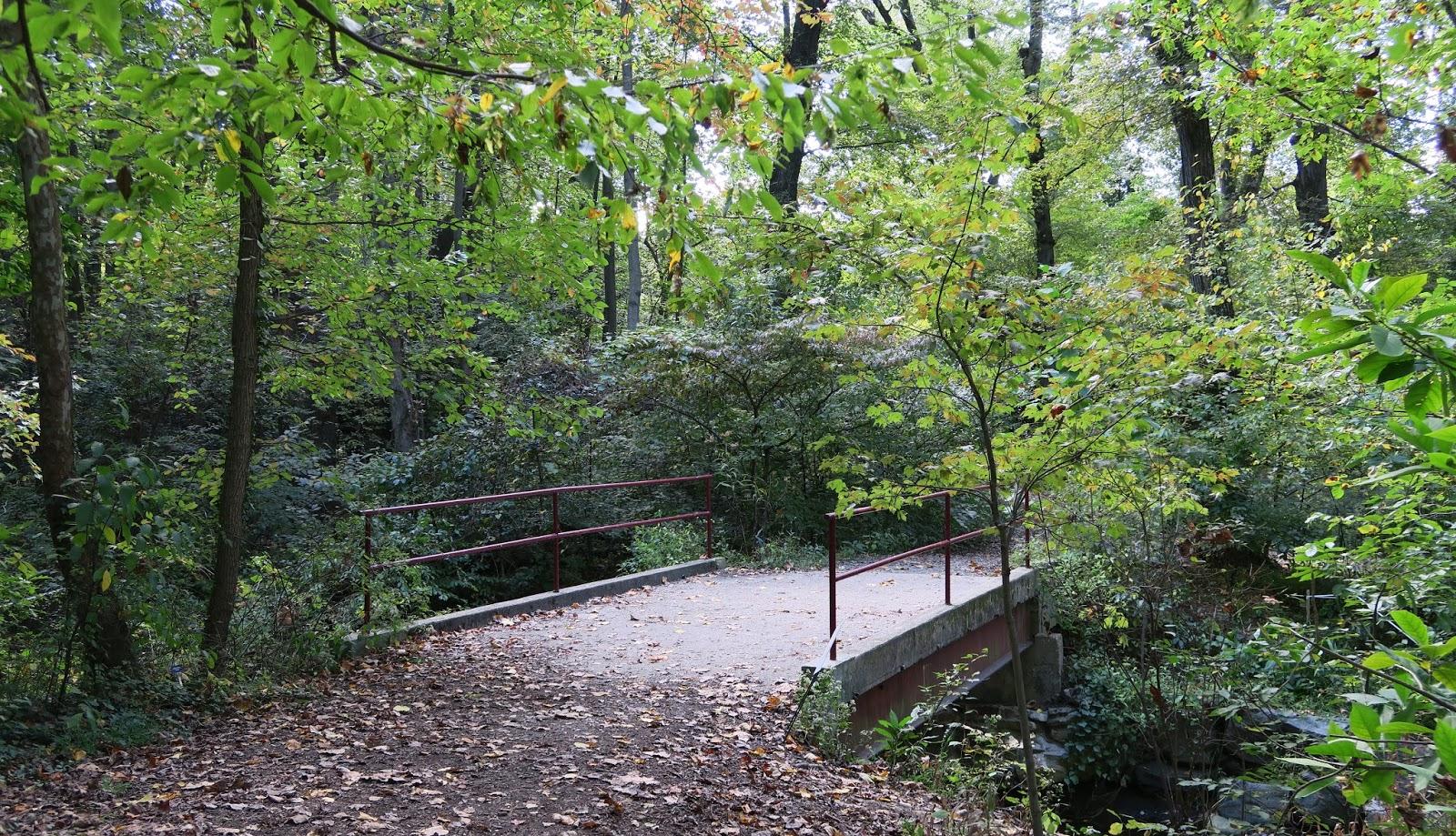 spring garden bridge park - photo #5