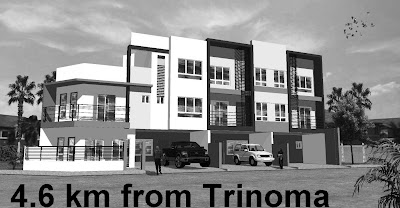 Click on photo below for these 3 Townhouses for Sale