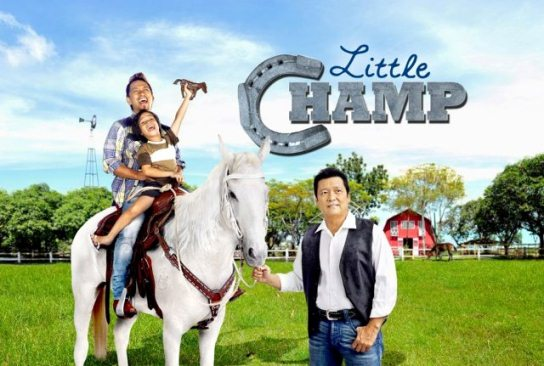 'Little Champ' Premieres March 18 on ABS-CBN Primetime Bida
