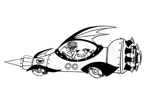 Fotos de auto para dibujar - Imagui