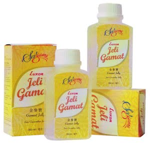 Jelly/jeli Gamat Obat Herbal Ginjal