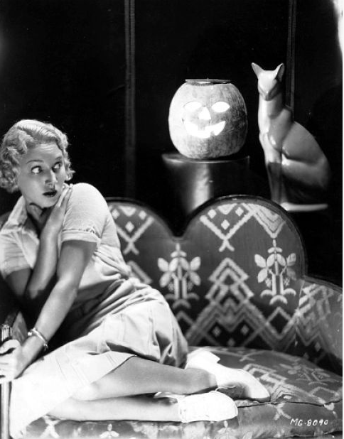 Leila Hyam #vintage #halloween #1930s