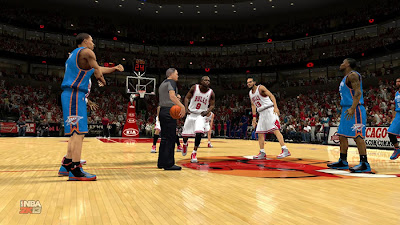 NBA 2K13 Realistic Shadows, Colors, Lighting Mod