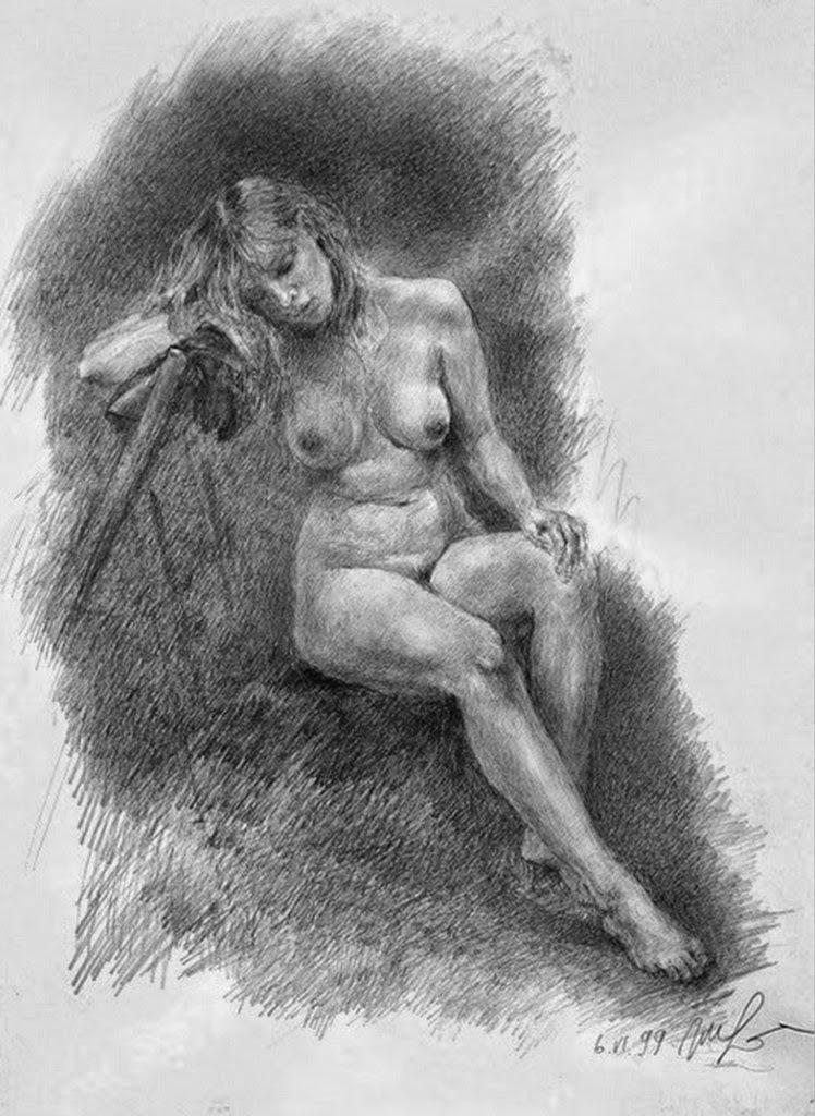 retratos-de-mujeres-a-lapiz