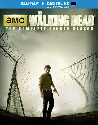 The Walking Dead Season 4 DVD5 Español Latino, Ingles