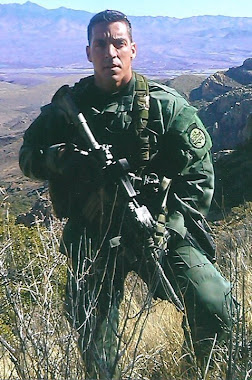 U.S. Border Patrol Agent Brian Terry