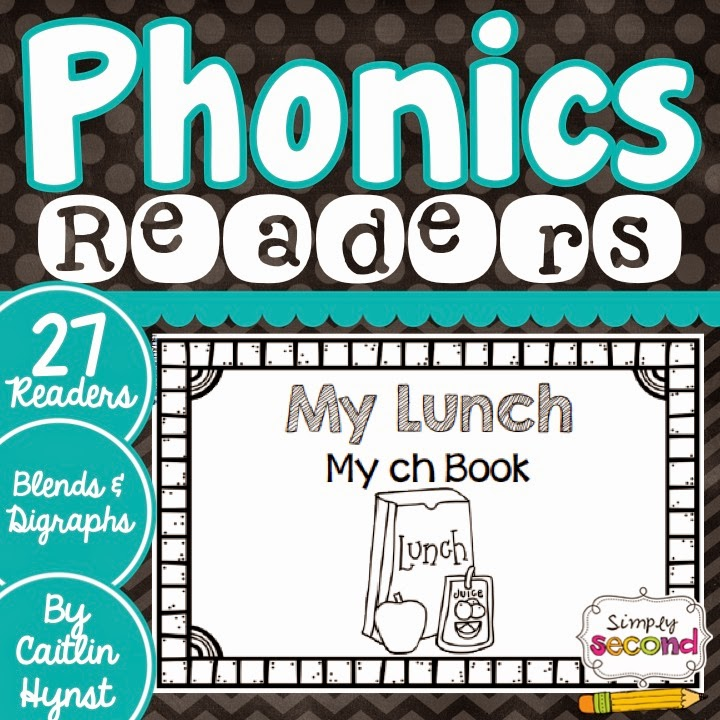 http://www.teacherspayteachers.com/Product/Phonics-Readers-Blends-and-Digraphs-1326090