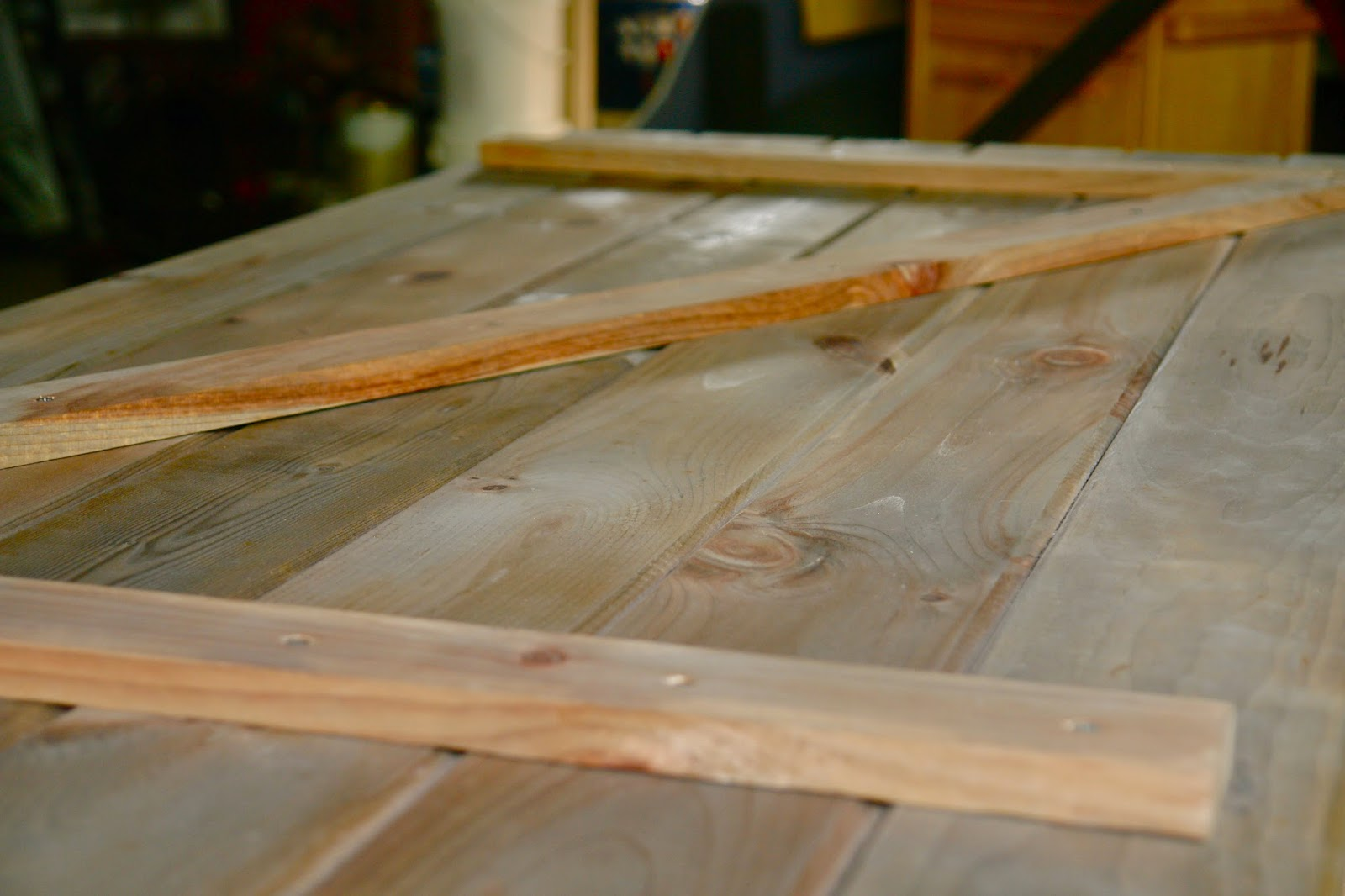 Hinged barn doors - Step 7 Attach Supporting Header Optional For Sliding Barn Door If You Are Doing A Hinged Door This Step Is Not Necessary This Will Be Where The Barn