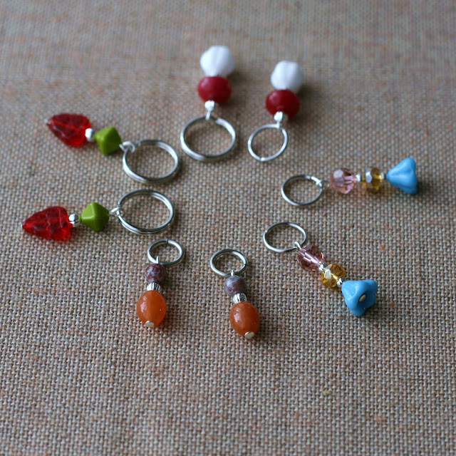crafty jewelry: beaded stitch tutorial
