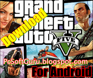Grand Theft Auto V Manual for Android 0.0.1 Download