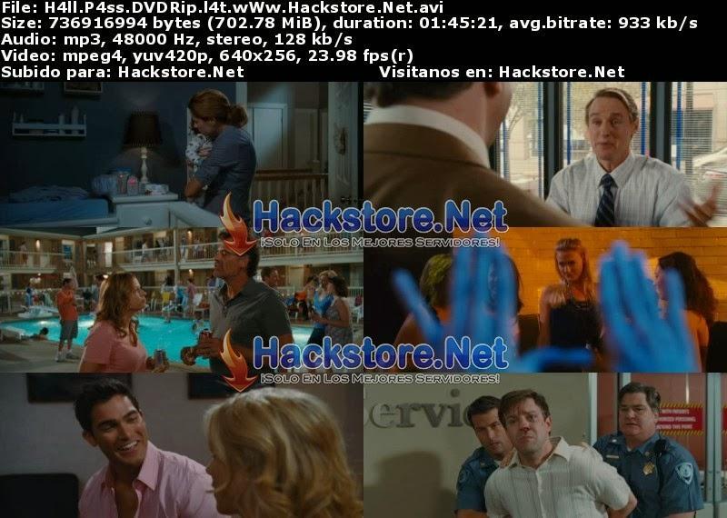 Captura Pase Libre (2011) DVDRip Latino