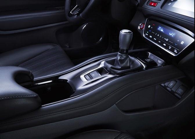 Honda HR-V 2015