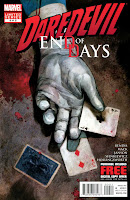 Daredevil: End of Days #4 Cover