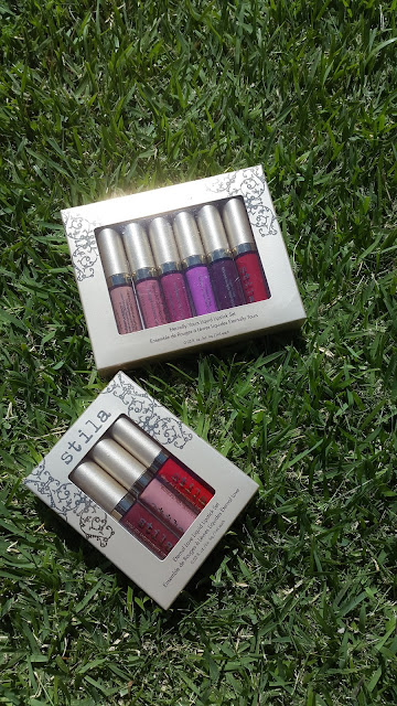 Stila Liquid Lipstick Holiday 2015 kits www.modenmakeup.com
