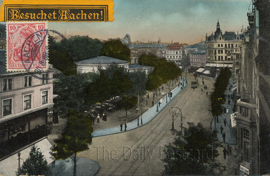 Pošalji mi razglednicu, neću SMS, po azbuci - Page 7 Aachen+tram