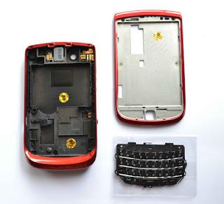 Aksesoris HP Murah Jual Casing BlackBerry 9800 Original