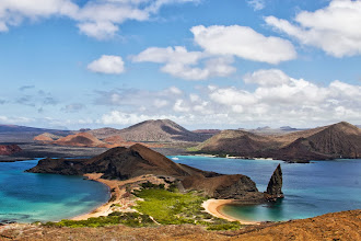 LANDSCAPES FROM GALAPAGOS