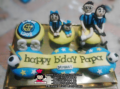 Cupcake Intermilan Tema Family (REPEAT ORDER)