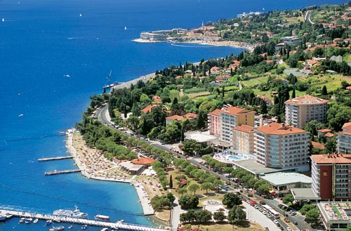Portoroz Slovenia  city pictures gallery : 3riviera portoroz slovenia photo gov