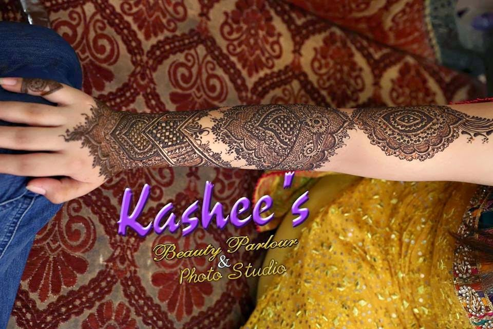 Kashee Bridal Mehndi : Mehndi designs  for wedding bridal makeup