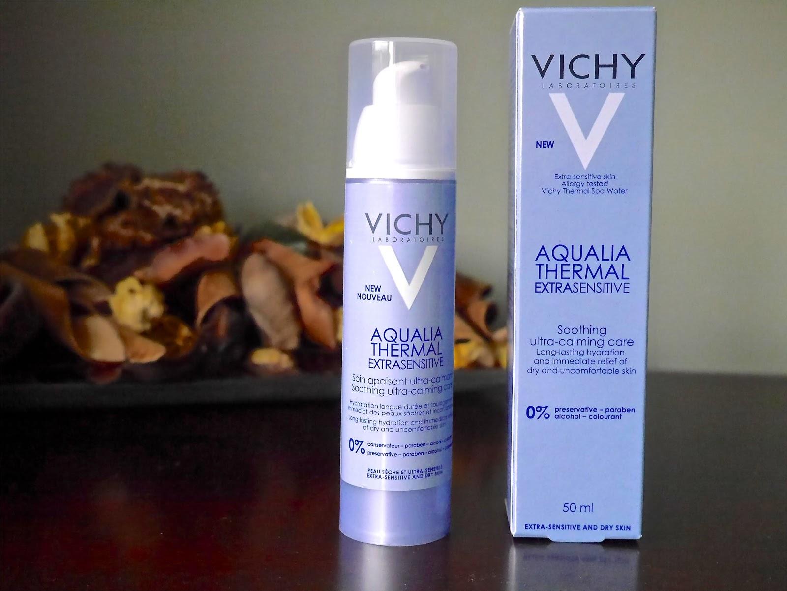 vichy aqualia thermal extrasensitive for sensitive skin. Black Bedroom Furniture Sets. Home Design Ideas