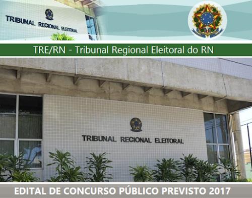 Concurso TRE-RN: Edital está previsto 2017