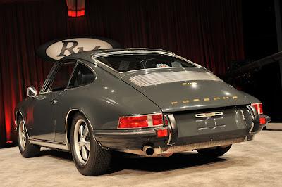 Porsche 911 Steve McQueen