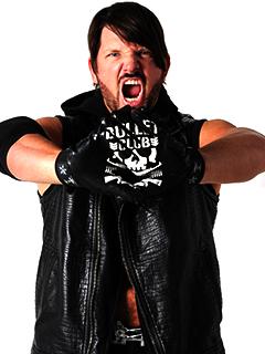 Former NJPW Star AJ Styles