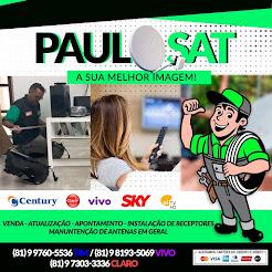 Instalação e manutenção em antenas parabólicas