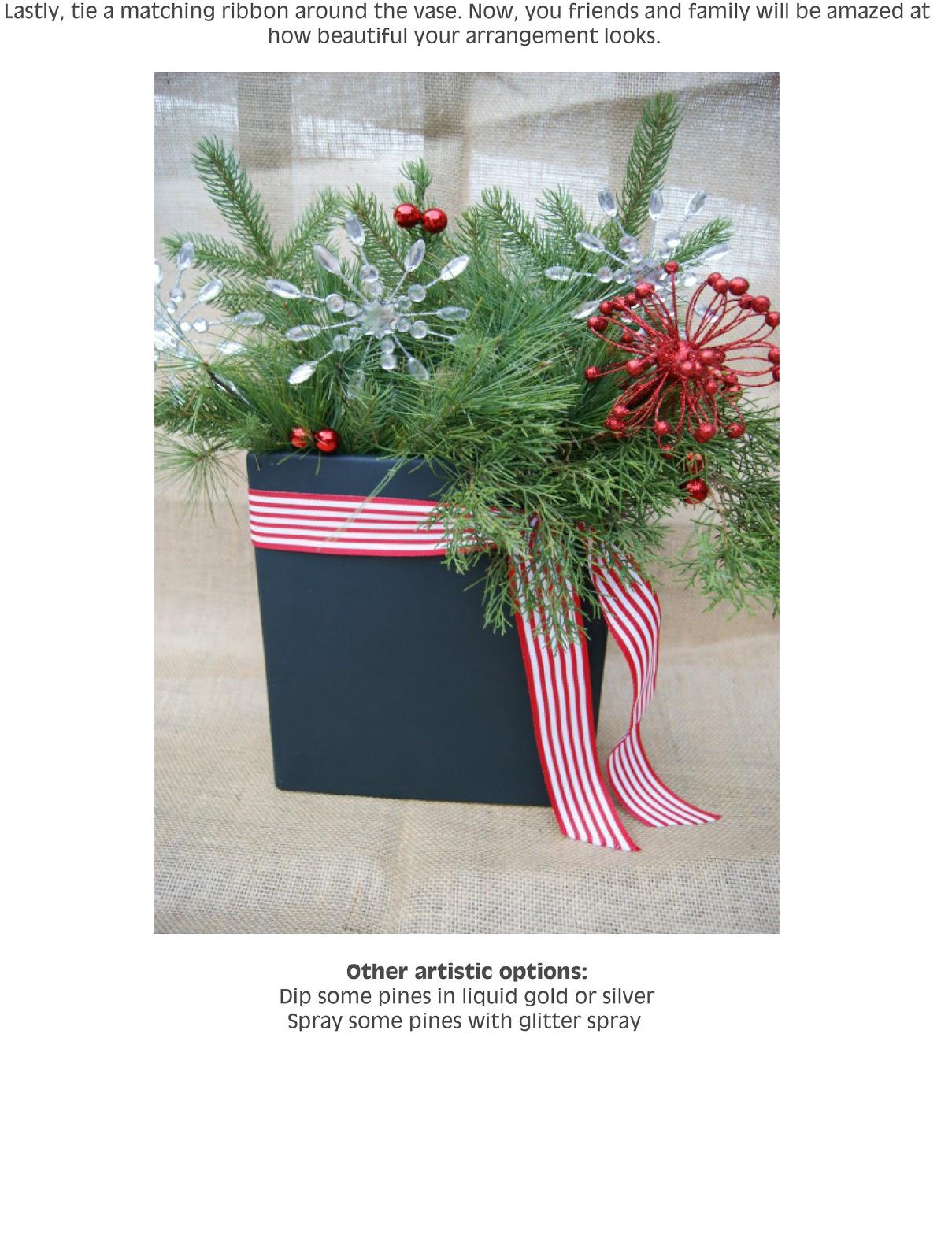 Love Greyson Diy Floral Arrangement