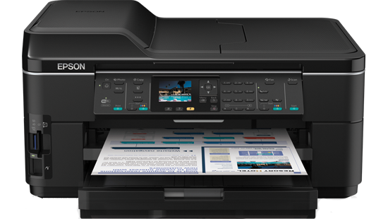 Harga Printer Epson Workforce WF-7511 Terbaru Dan Spesifikasinya