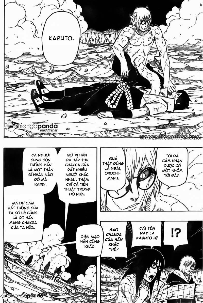 Naruto - Chapter 667 - Pic 4
