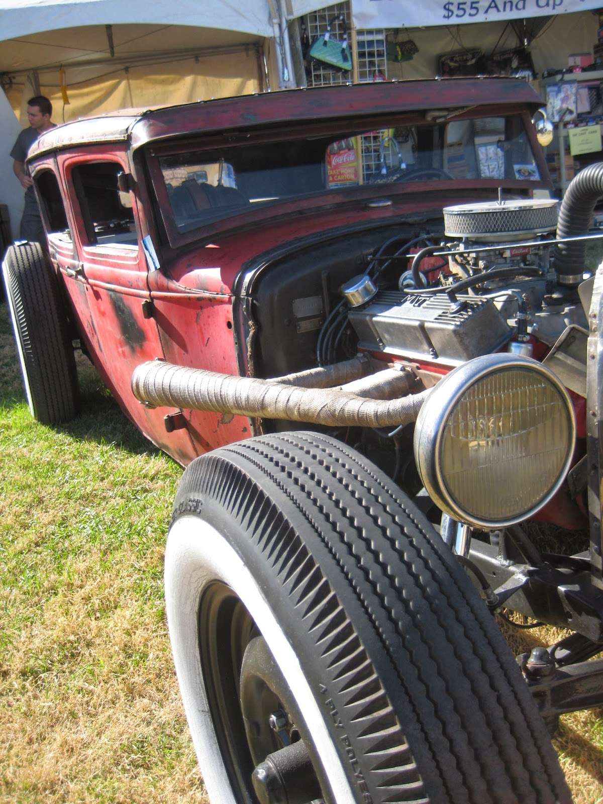 vintage hot rod Rockabilly Reunion 2014
