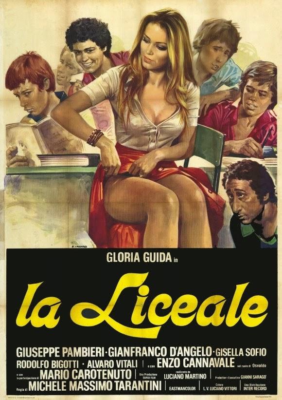 La Liceale (1975) Incest Film