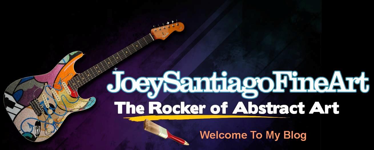 Joey Santiago Fine Art
