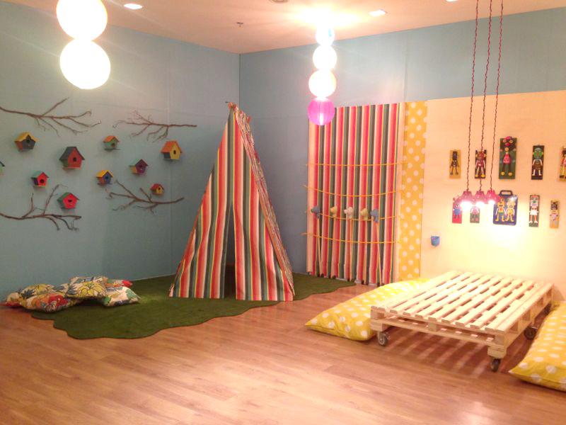 Como fazer uma tenda de brincar casa de colorir for Como criar caracoles de jardin