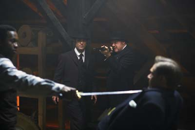 Alibi Channel, Murdoch Mysteries series 6