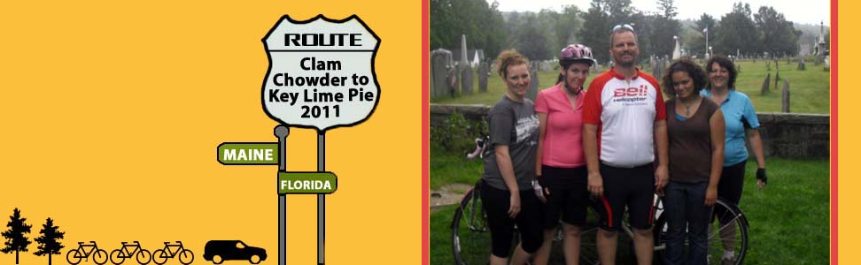 From Clam Chowder to Key Lime Pie