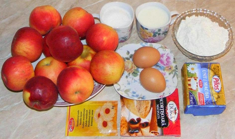 ingrediente tarta cu fructe, ingrediente tarta cu mere, ingrediente prajitura cu mere, retete cu mere, retete cu fructe, preparate din mere, preparate din fructe, cum se prepara tarta frantuzeasca cu mere, cum se face tarta frantuzeasca cu mere,
