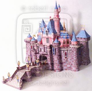 castello principessa disney