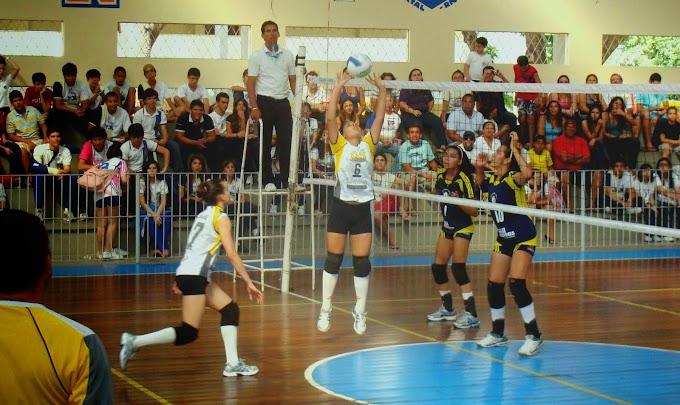 Super Interiorano de Voleibol movimenta o esporte no RN