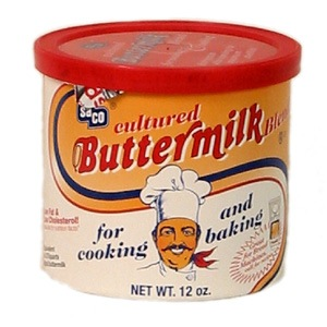 Packaged butter milk