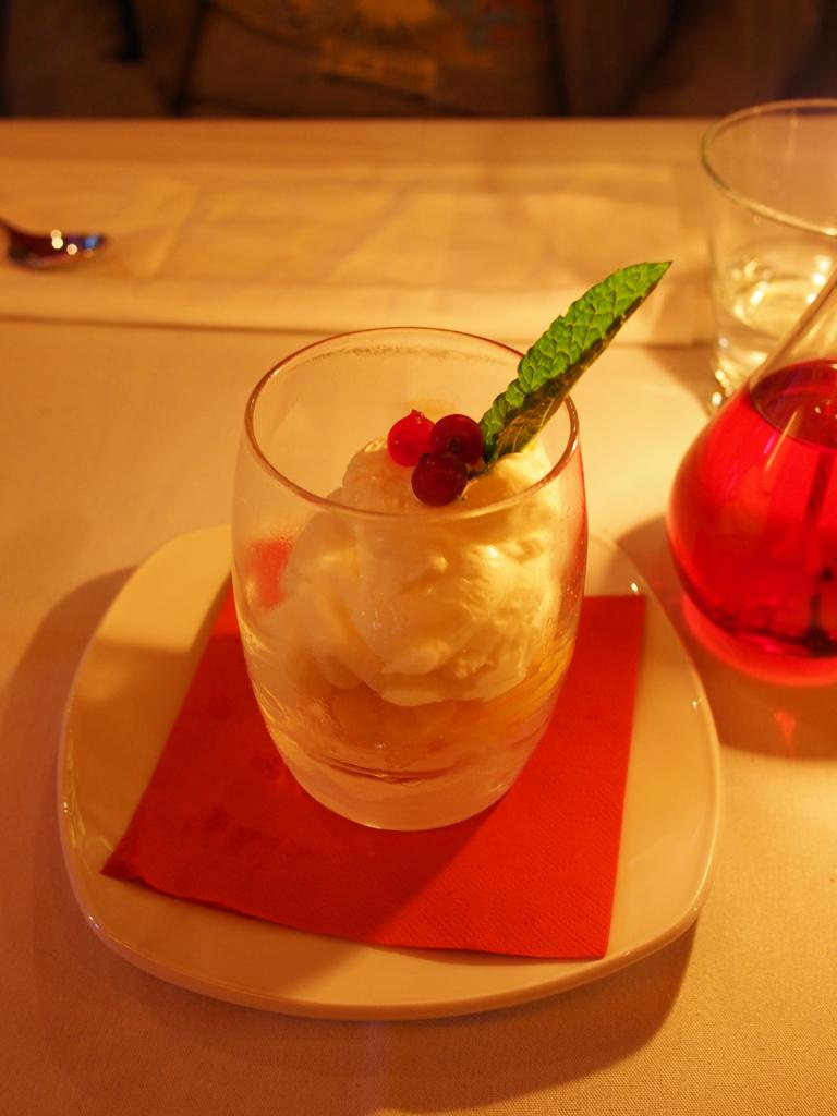 tendido cero dessert
