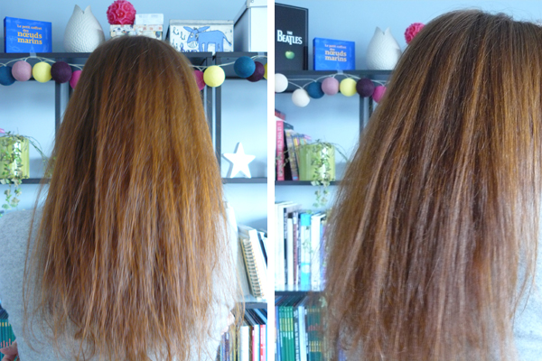 Quand tombe plus de cheveu