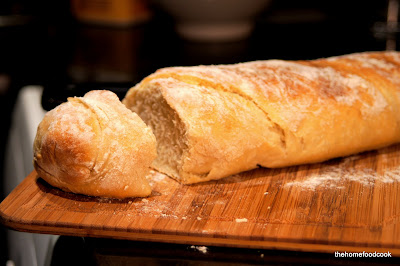 thehomefoodcook - french baguette
