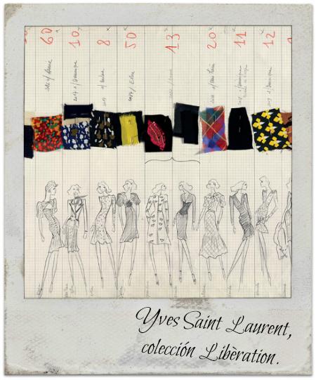 serie arte y moda yves saint laurent