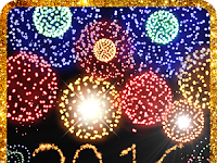 Happy New Year  2016 နွစ္သစ္အတြက္ အေကာင္းဆံုး Live Wallpaper လန္းႏုိင္မယ္႔ New Years fireworks APK