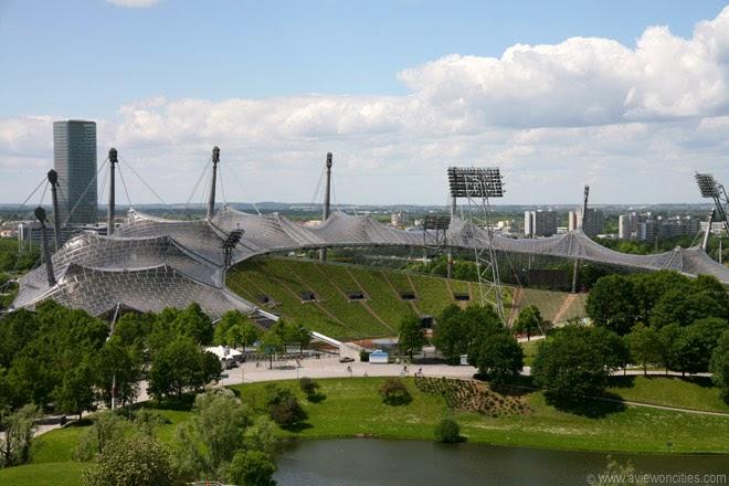 Olympiastadion-Olympiapark