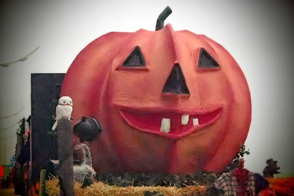 Halloweenstoet St. Idesbald