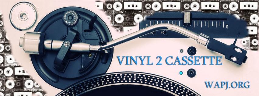 Vinyl 2 Cassette Radio Show